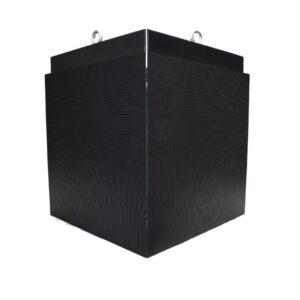 LED cubo 3