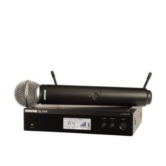 Shure BLX24R/SM58 Wireless