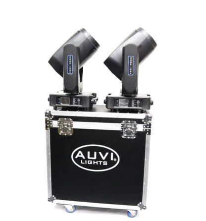 Mega Beam12RX 295w Pair With Case