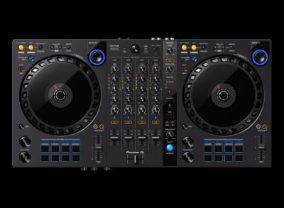 DDJ-FLX6 4-channel DJ controller.