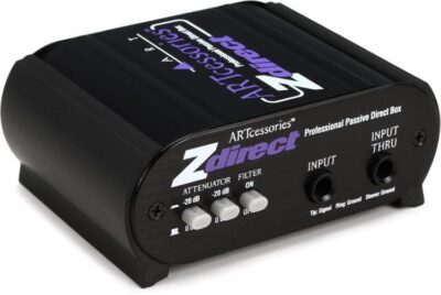 ART Zdirect 1channel Passive