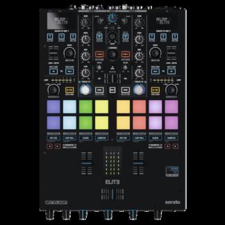 Reloop ELITE 2-Channel Battle Mixer for Serato DJ Pro