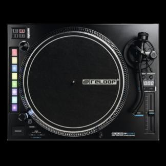 Reloop RP-8000 MK2 Professional DJ Turntable Serato