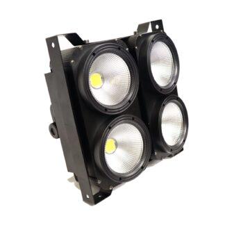 Blinder light 400W warm white COB LED MATRIX