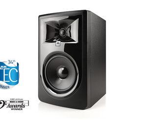 JBL 306P Powered Studio Monitor 6.5 inch