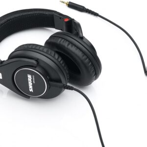 Shure SRH840 Pro Studio Monitor Headphones