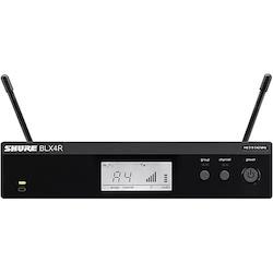 Shure BLX4R BLX Rackmountable Wireless Receiver Band H9