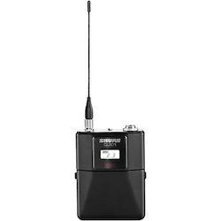 Shure QLXD1 Wireless Bodypack Transmitter H50