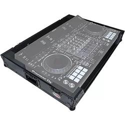ProX XS-DDJRZXWBL Black ATA Style Flight Road Case for Pioneer DDJ-RZX DJ Controller with Wheels Black