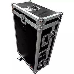 ProX XS-MIDM32RDHW Flight Case For Midas M32R With Doghouse And Wheels