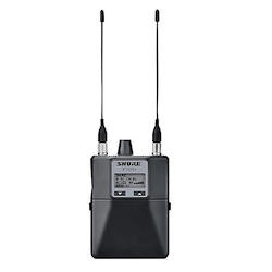Shure P10R+ Diversity Bodypack Receiver for Shure PSM 1000 Personal Monitor System G10