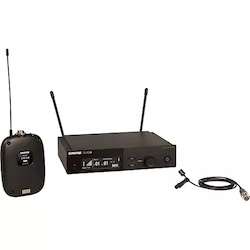 Shure SLXD14/93 Combo Wireless Microphone System Band G58