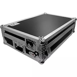 ProX Flight Case For RANE ONE DJ Controller with 1U Rack and Wheels