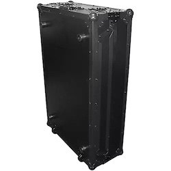 ProX XS-NS7IIIWLT ATA-Style Flight Road Case with Wheels and Sliding Laptop Shelf for Numark NS7III and NS7II DJ Controllers Black