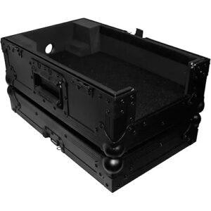 ProX XS-CDi ATA-Style Flight Road Case for Medium Format CD and Media Players, Pioneer CDJ-200 Black