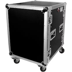"ProX T-14RSS 14U Space Amp Rack Mount 19"" ATA Flight Case"