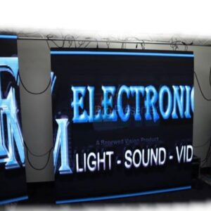 AUVI LED Screen 12 Panels Outdoor